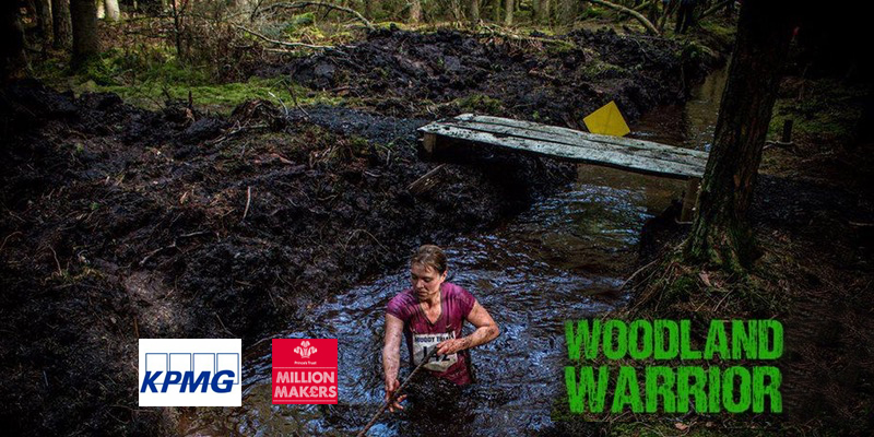 KPMG spearheads its Woodland Warriors Event at Craufurdland in association with Princes Trust Million Makers challenge