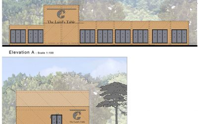 Laird's Table – Cafe/Restaurant with a lochside view – COMING SOON!