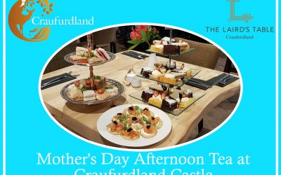 Afternoon Tea at The Castle – Mother's Day Exclusive